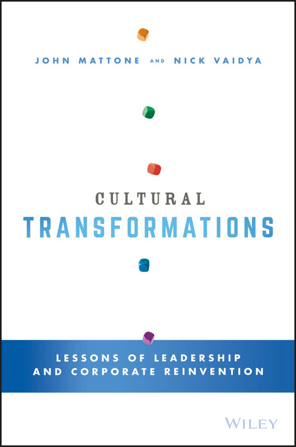 Cultural Transformations. Lessons of Leadership and Corporate Reinvention
