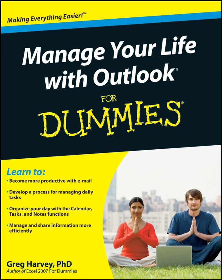 Manage Your Life with Outlook For Dummies