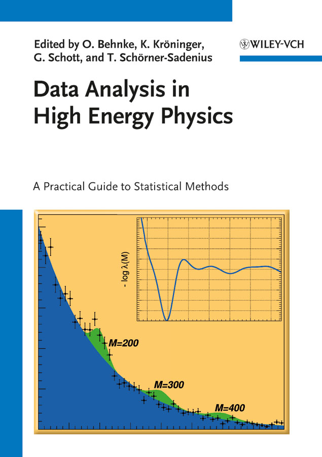 Data Analysis in High Energy Physics. A Practical Guide to Statistical Methods