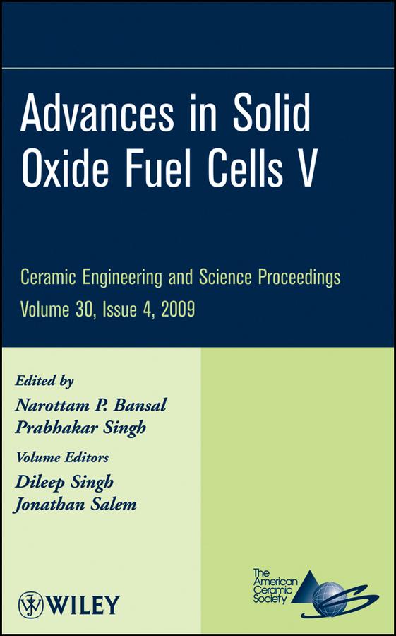 Advances in Solid Oxide Fuel Cells V