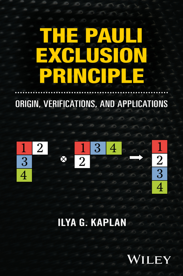 The Pauli Exclusion Principle. Origin, Verifications, and Applications