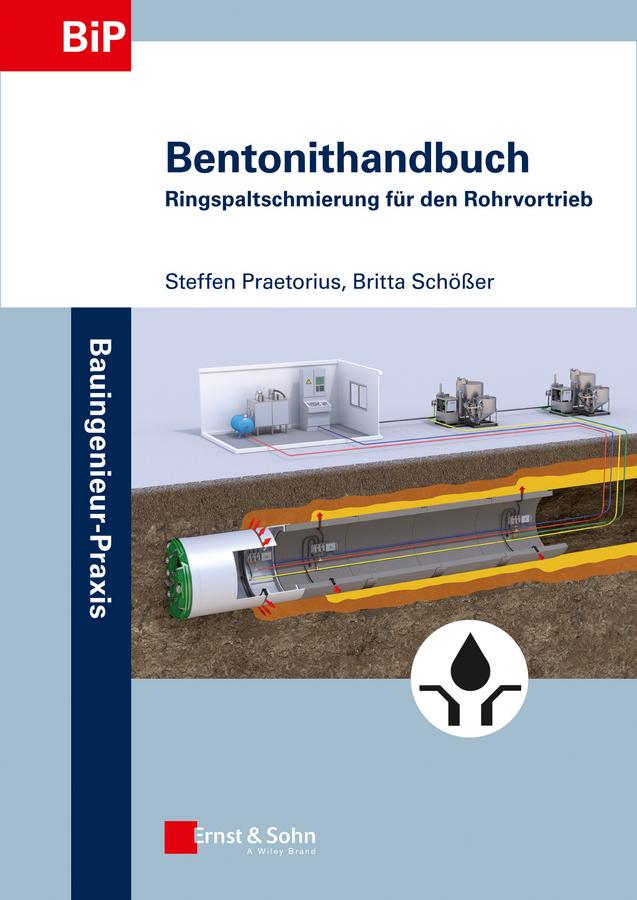 Bentonithandbuch. Ringspaltschmierung für den Rohrvortrieb
