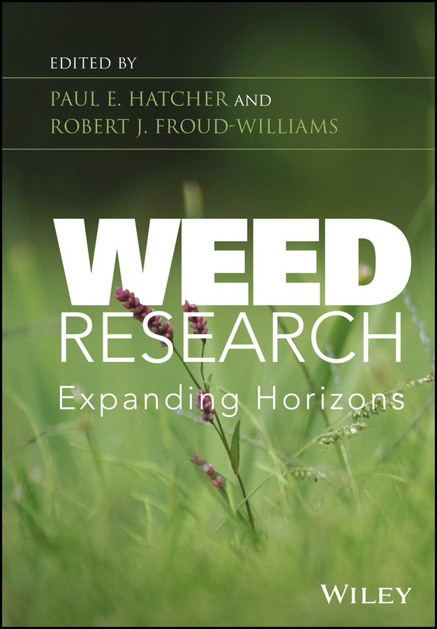 Weed Research. Expanding Horizons