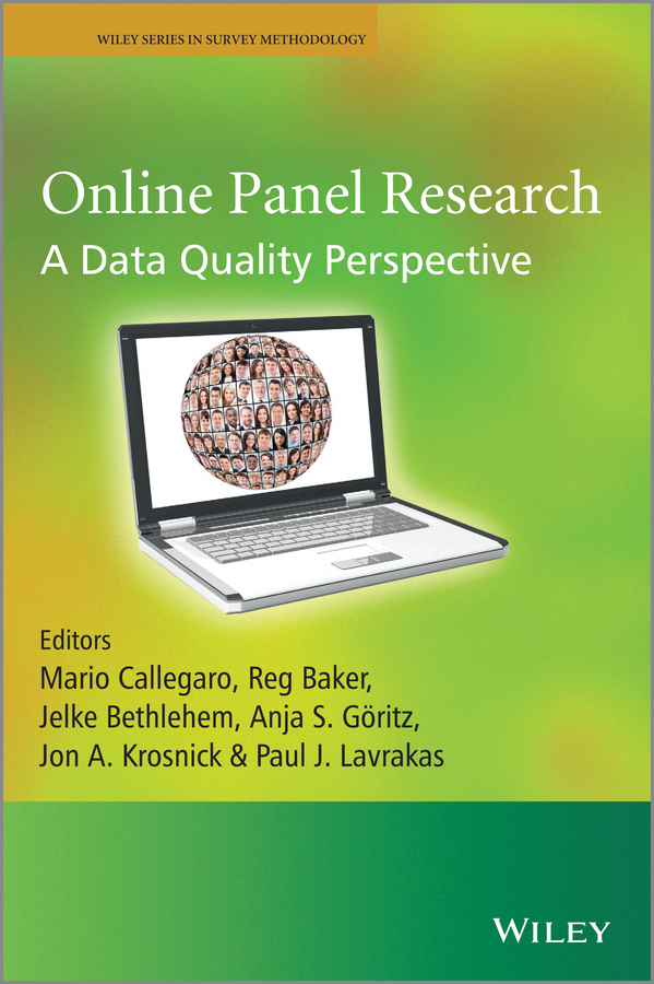 Online Panel Research. A Data Quality Perspective