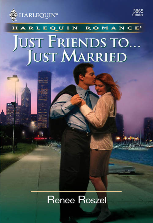 Just Friends To . . . Just Married