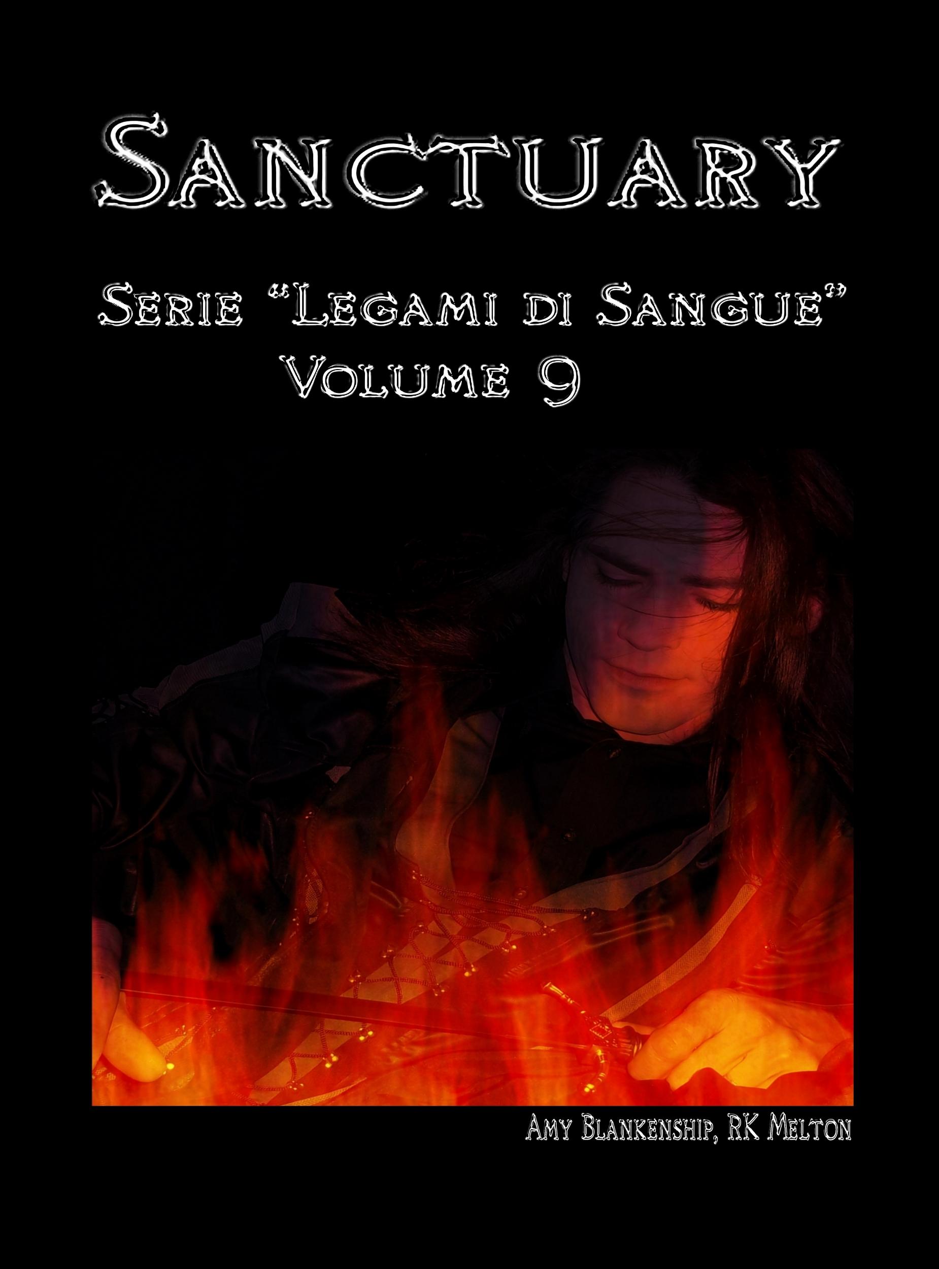 """Sanctuary– Serie """"Legami Di Sangue"""" – Volume 9"""