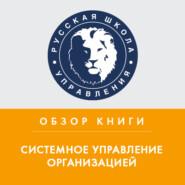 Обзор книги С. Янга «Системное управление организацией»