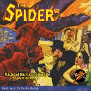 Master of the Flaming Horde - The Spider 50 (Unabridged)
