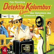 Detektiv Kolumbus & Sohn, Folge 4: Das Geheimnis des schwarzen Koffers