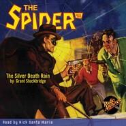 The Silver Death Rain - The Spider 66 (Unabridged)
