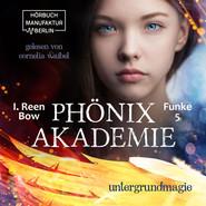 Untergrundmagie - Phönixakademie, Band 5 (ungekürzt)
