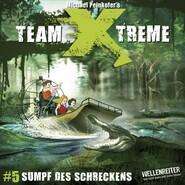 Team X-Treme, Folge 5: Sumpf des Schreckens