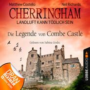 Cherringham - Landluft kann tödlich sein, Folge 14: Die Legende von Combe Castle (Ungekürzt)