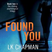 Found You - No Escape, Book 2 (Unabridged)