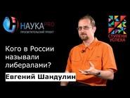 Кого в России называли либералами?