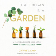 It All Began in a Garden - A Practical Guide to God\'s Gift of Essential Oils (Unabridged)