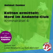 Mord im Andante-Club - Kottan ermittelt - Kriminalrätseln, Folge 4 (Ungekürzt)
