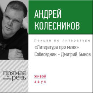 Литература про меня. Андрей Колесников