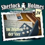 Sherlock Holmes, Die Originale, Fall 24: Im Zeichen der Vier
