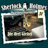 Sherlock Holmes, Die Originale, Fall 31: Die drei Giebel