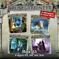 Gruselkabinett, Box 25: Folgen 95, 98, 99, 100