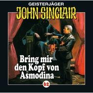John Sinclair, Folge 62: Bring mir den Kopf von Asmodina (III\/III)