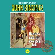 John Sinclair, Tonstudio Braun, Folge 86: Sandra und ihr zweites Ich (Ungekürzt)