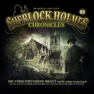 Sherlock Holmes Chronicles, Folge 65: Die verschwundene Braut