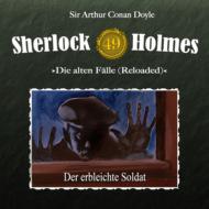 Sherlock Holmes, Die alten Fälle (Reloaded), Fall 49: Der erbleichte Soldat
