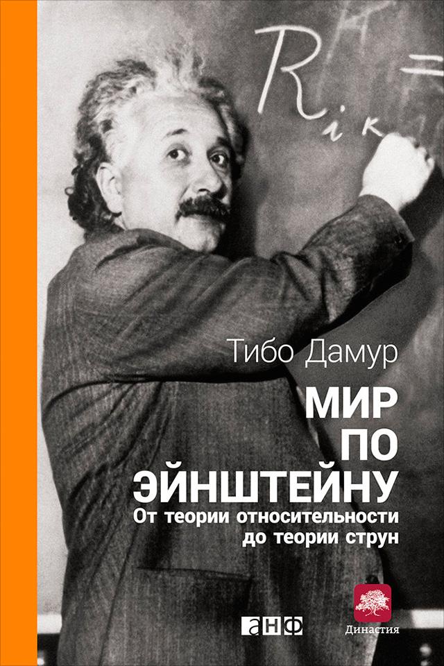 Тибо Дамур Мир по Эйнштейну. От теории относительности до теории струн яу ш надис с теория струн и скрытые измерения вселенной