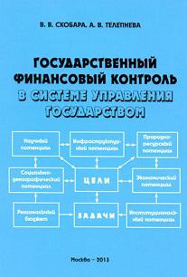 Вячеслав Скобара Государственный финансовый контроль в системе управления государством