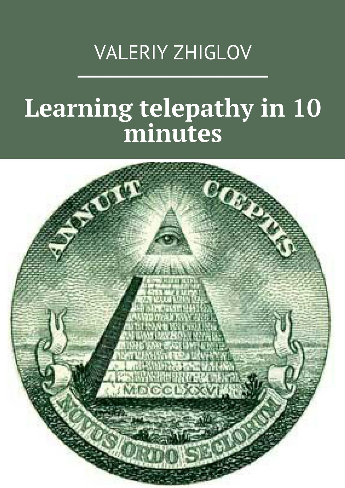 лучшая цена Valeriy Zhiglov Learning telepathy in 10 minutes