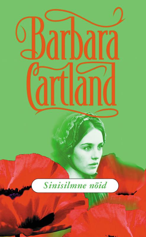 Барбара Картленд Sinisilmne nõid bigflo et oli bordeaux