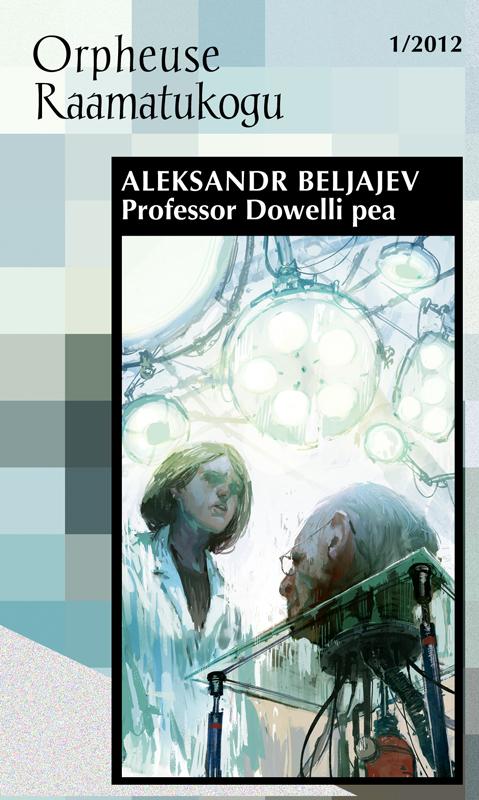 Aleksander Beljajev Professor Dowelli pea майка классическая printio desiigner