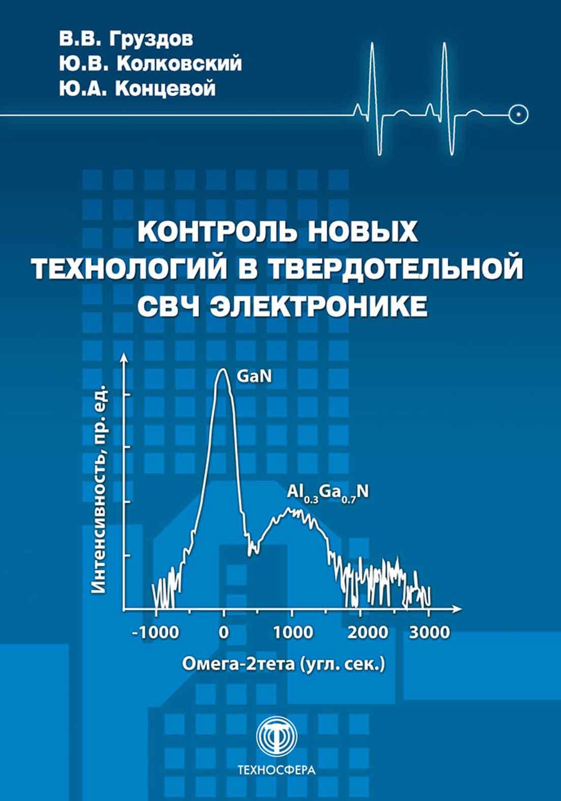 Ю. В. Колковский Контроль новых технологий в твердотельной СВЧ электронике