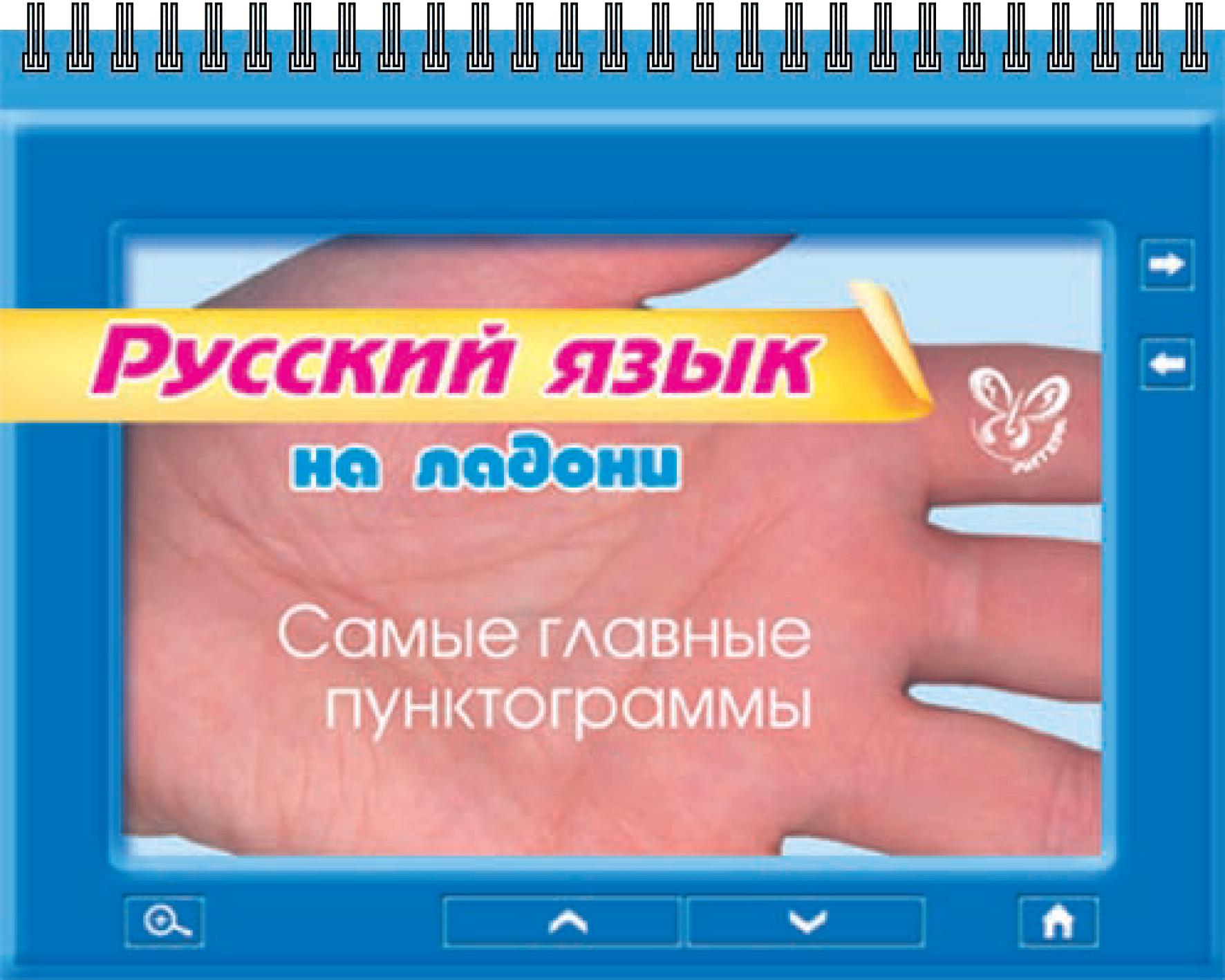 Русский язык. Самые главные пунктограммы