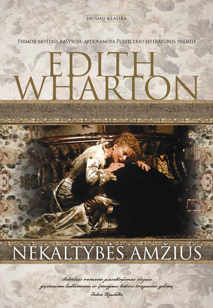 Edith Wharton Nekaltybės amžius edith wharton kuupaiste heiastused