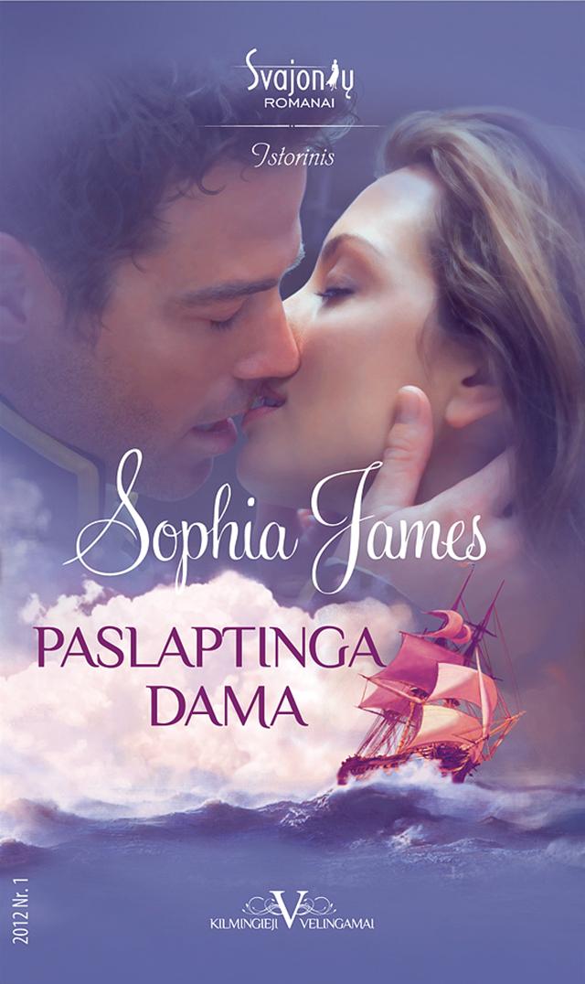 Sophia James Paslaptinga dama