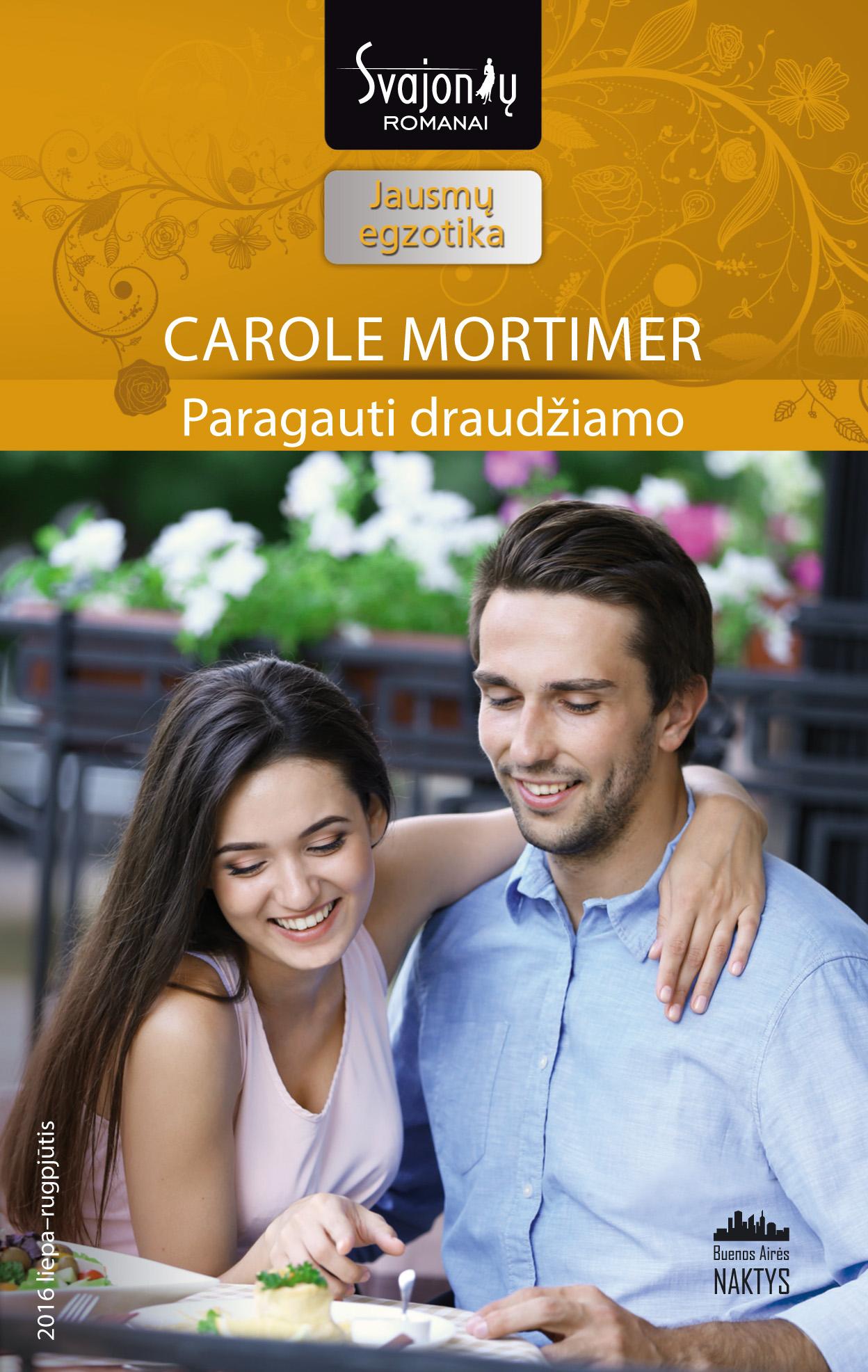 лучшая цена Кэрол Мортимер Paragauti draudžiamo