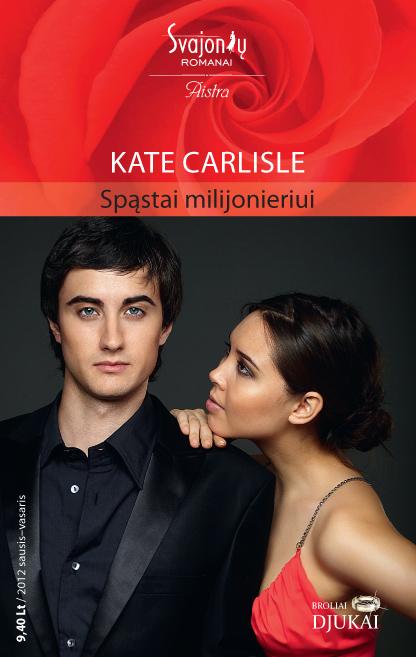Kate Carlisle Spąstai milijonieriui
