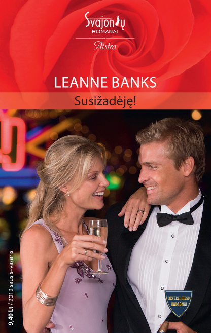 Leanne Banks Susižadėję! leanne banks underfoot