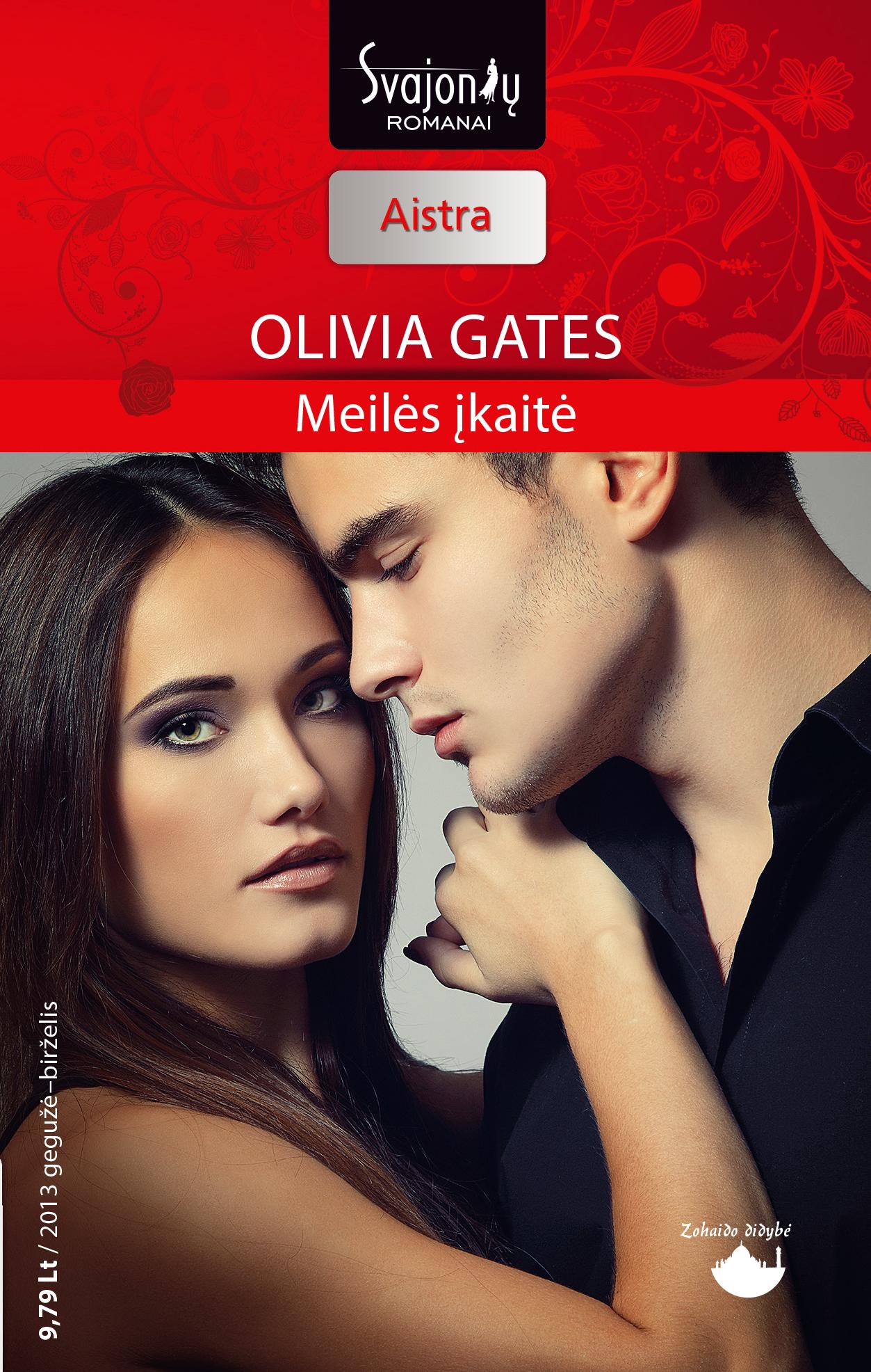 Оливия Гейтс Meilės įkaitė julie kagawa geležies princesė