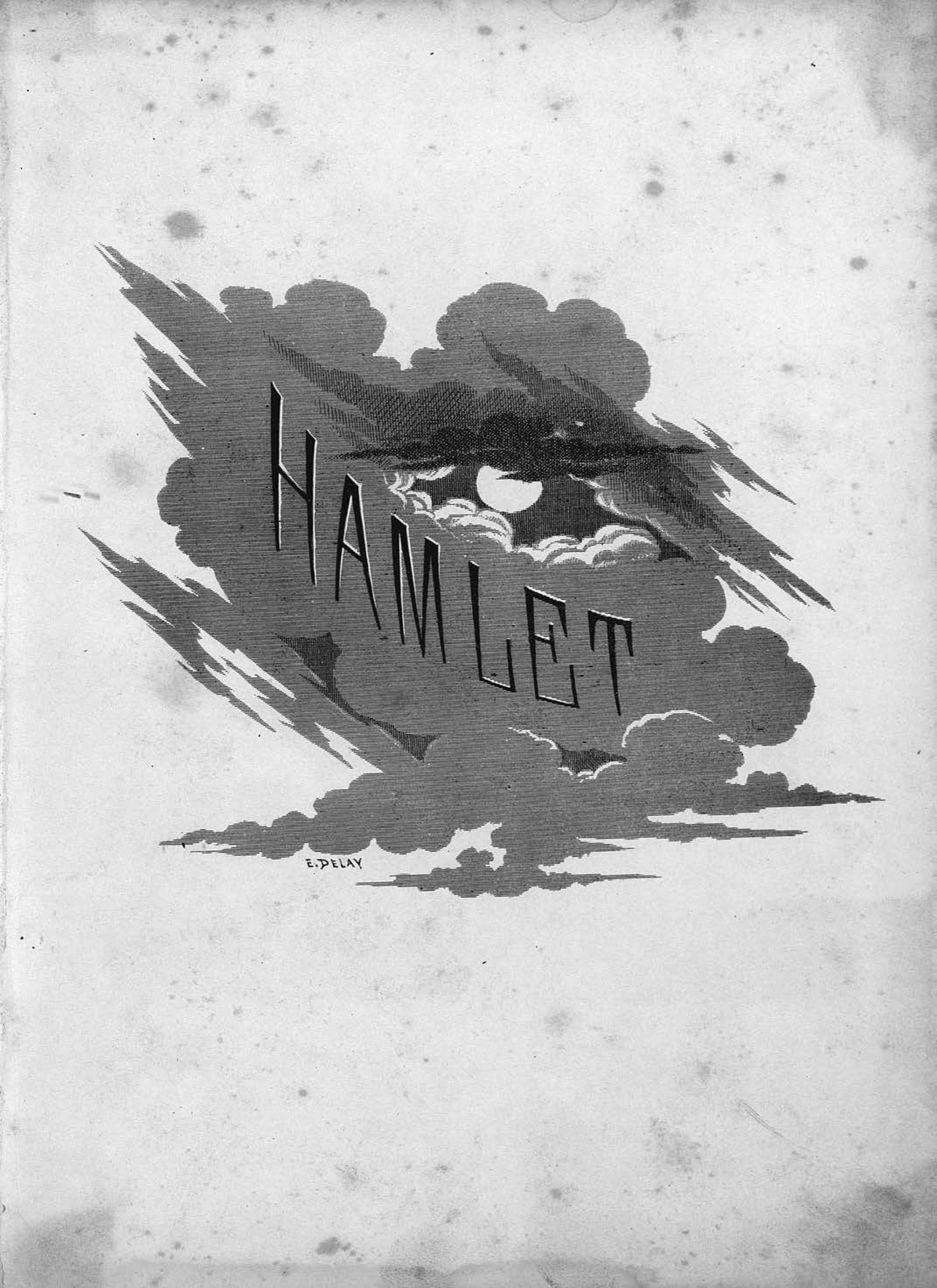 Шарль Луи Амбруаз Тома Hamlet