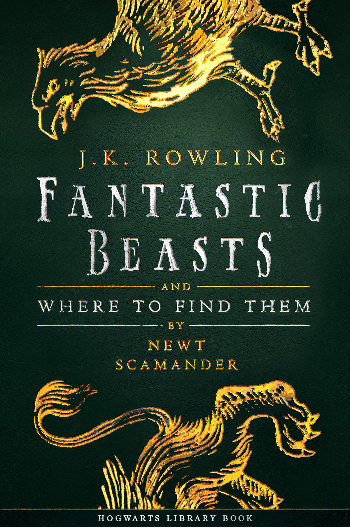Дж. К. Роулинг Fantastic Beasts and Where to Find Them