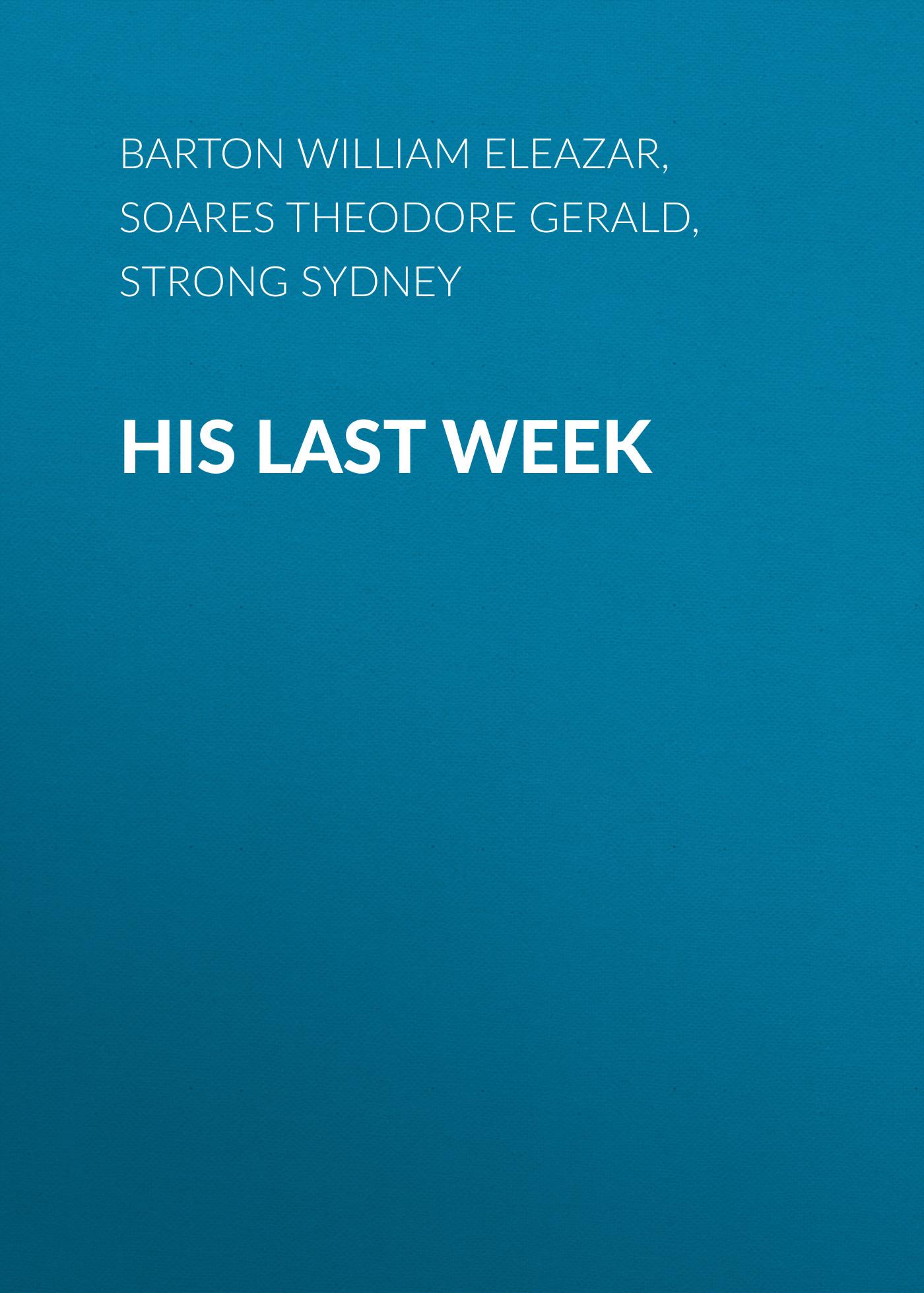 his last week