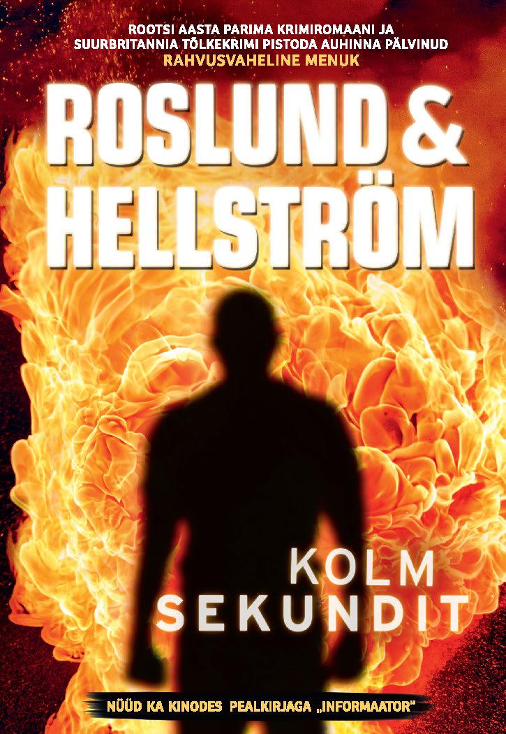 Anders Roslund Kolm sekundit отпариватель mie deluxe
