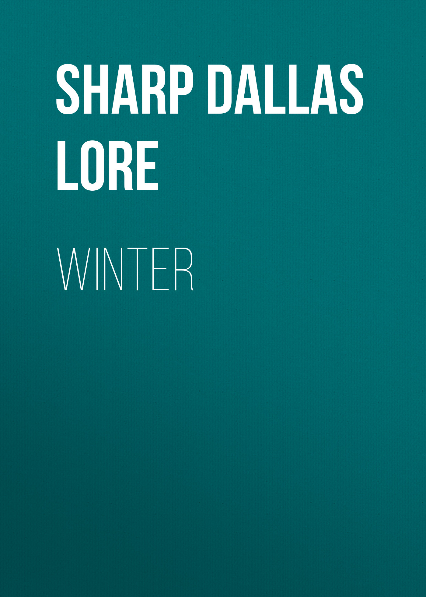 Sharp Dallas Lore Winter lore dnlt 500 brown