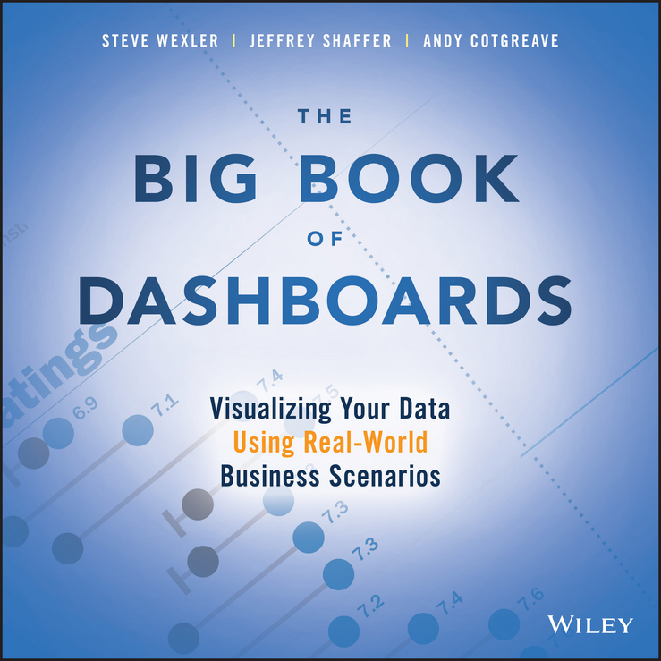 Steve Wexler The Big Book of Dashboards. Visualizing Your Data Using Real-World Business Scenarios real madrid zalgiris kaunas