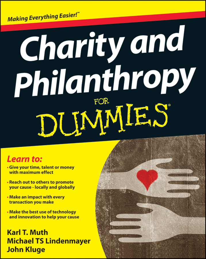 John Kluge Charity and Philanthropy For Dummies
