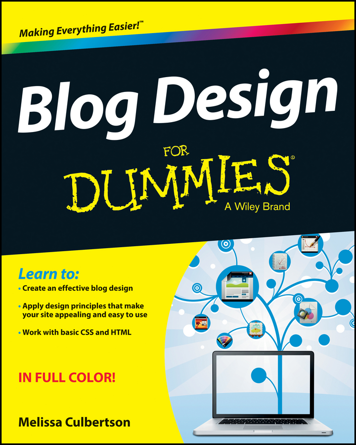 Melissa Culbertson Blog Design For Dummies melissa culbertson blog design for dummies